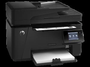 Máy in HP LaserJet Pro MFP M127fw